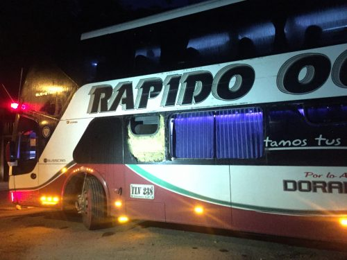 J+105 Accident de bus.